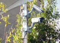 大型マンション ネットワークカメラシステム防犯カメラ2